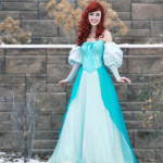 Little Mermaid Gown