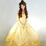 Sarah as Belle