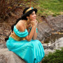 Sara as Arabian Princess Gazing