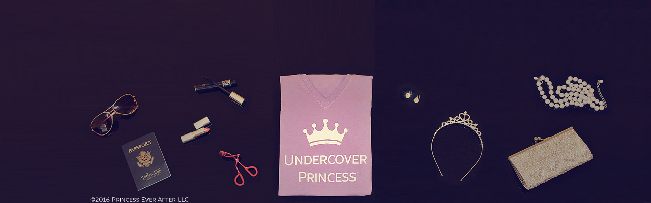 Undercover Princess - Pack the Essentials