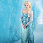 Katie as the Snow Queen