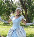 Amanda as Cinderella