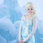 Claire as the Snow Queen