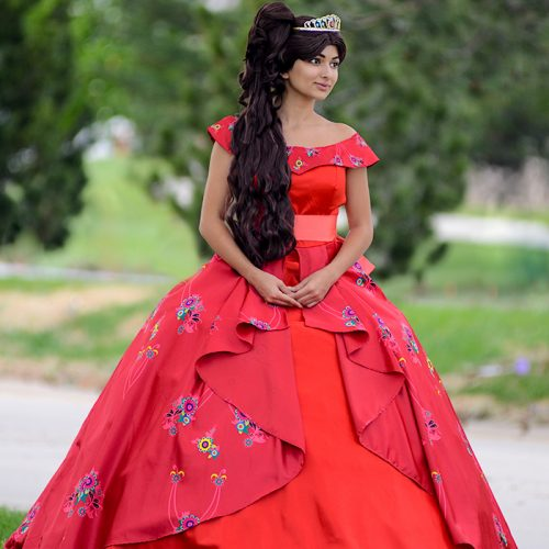 Latina Princess