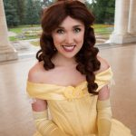 Anna Margaret as Belle