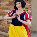 Chrissy as Fairest Princess