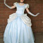 Chrissy as Cinderella