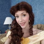 Chrissy as Belle