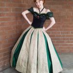 Chrissy as Ice Princess Coronation