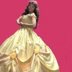 Ella as Belle (Yellow)