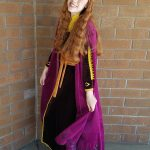 Kelsey as Ice Princess Autumn