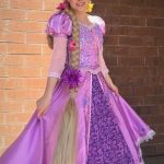 Kelsey as Rapunzel