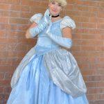 Kelsey as Cinderella