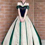 Rylee as Ice Princess Coronation