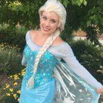 Kelsey as Snow Queen- Original
